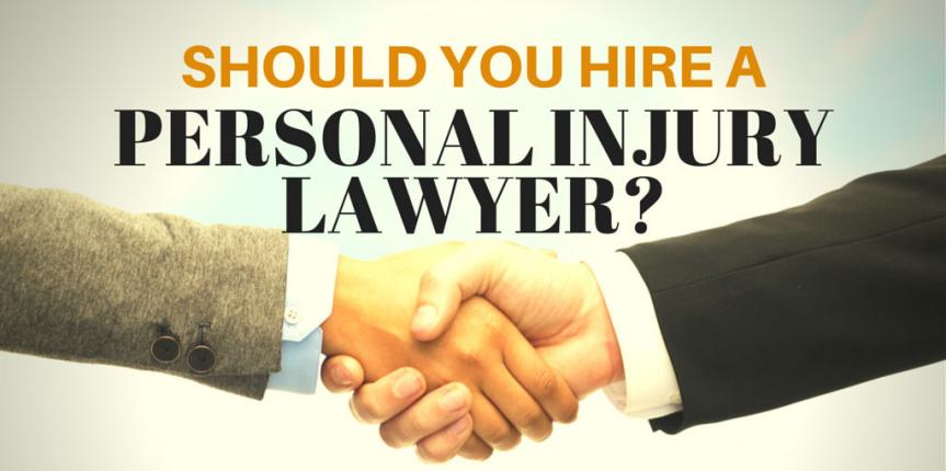 Should you hire a personal injury lawyer to fight for your case?