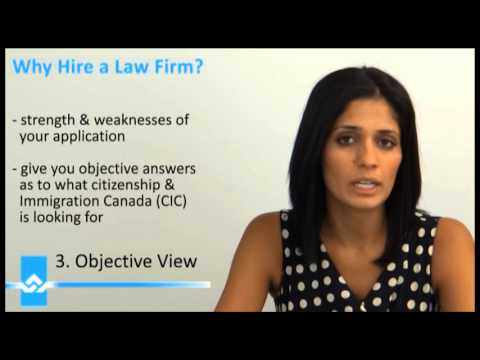 Why hire an immigration lawyer in Toronto
