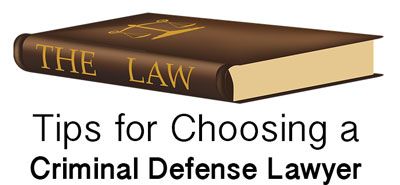 Tips for choosing a criminal defence lawyer
